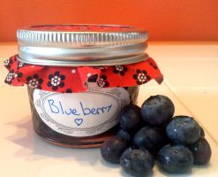 Blueberry Jam by oABCo