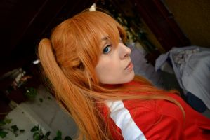 Asuka New Wig by MiahObsession
