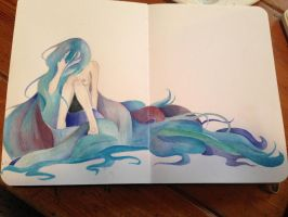 Cry me a river. by astraaea