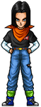 Android 17 by hurriseether