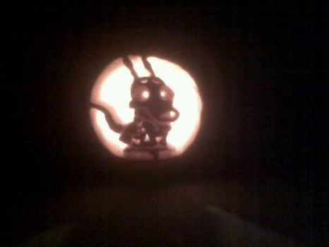 Rocko Pumpkin 1 by kero351