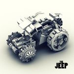 The Jeep by boomtrance