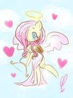 Will you be my valentine? by Raspberry811