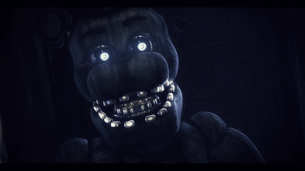 Phantom Freddy [SFM Map] by TRAWERT
