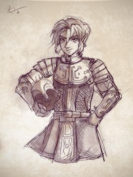 Armour Link by lord-phillock