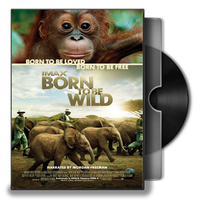 IMAX: Born To Be Wild Folder Icon by prestigee