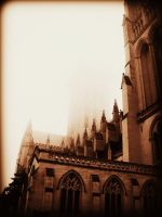 The Washinton National Cathedral by littlemissGing