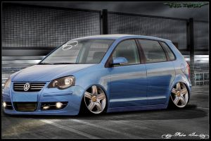 Vw Polo street by PedroIvoAlonso