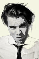 Emile Hirsch by badifish