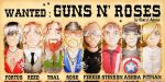 WANTED : Guns n Roses by CherylCAT