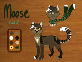 Moose Ref by catdoq