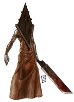 Pyramid Head by jaybob