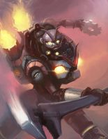 Piloted Obliterator by Cryotube