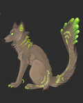 Green Fane Auction by Noiryss