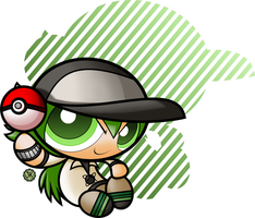 From Pokemon to Powerpuff by JKSketchy
