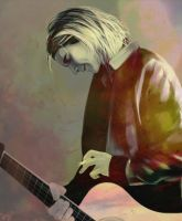 Kurt Cobain by c7261921