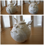 Totoro Teapot by Peapup