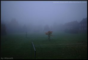 View Into The Fog by Miarath