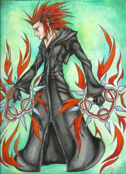 Axel- Then Hell froze over by Rabastan