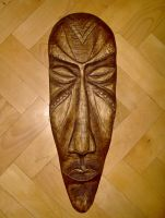 African mask by bengo-matus
