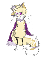 || Beant | Royal Purple adopt || by Kaseypaws