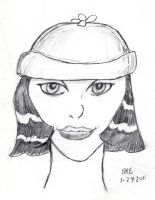 Face Sketch 12 by eastphoto99