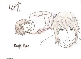 Death Note - Light by PiroFox