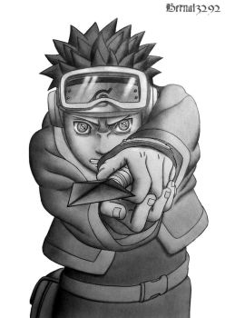 Obito Uchiha by bernal3292