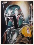 Boba Fett No.1 by amberj8