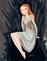 Game of Thrones Princess by BobbyRubio