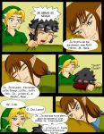 The Legend of Zelda : Lurking Shadows p.30 FR. by Mynhphrah