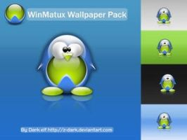 Winmatux Wallpaper Pack by z-dark