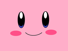 Kirby Face by Bluey30142