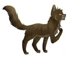 05. Tigerstar by KuraudoKoneko