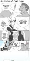 GLTAS: Blue Surprise (Slight Spoiler) by carrinth