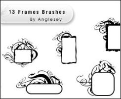 Frames Brushes by anglesey
