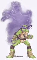 Donatello-Fawn by Shellsweet