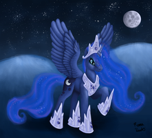 For the New Lunar Republic by SanguineDiamond