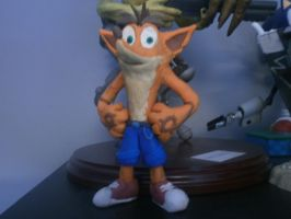 Crash Mind Over Mutant Model (Very Rough) by FierceTheBandit