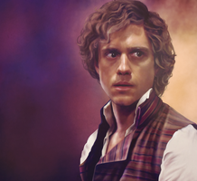 Enjolras by TheDevilOnYourBack