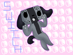switch dog by thisisspartacat1230