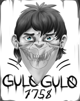 GULO GULO by LexisSketches