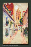 ANDALUSIAN STREET by CarlosHurtadoSoriano