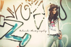 -Grafitti- by MelandoPhotography