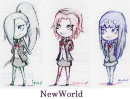 :: New World :: by Stray-Ink92