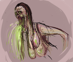 L4D - The Spitter by Rosensic
