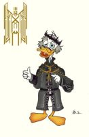 Viscount Drake of Quackwall by dragonheart