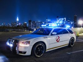 Ecto in New York by Boomerjinks