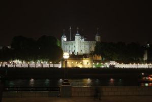 Tower of London by dysio