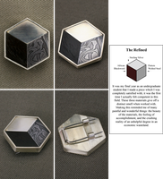 The Refined - Hexagon Series by CountMagnus